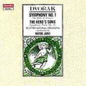 ドヴォルザーク: 交響曲第1番「ズロニツェの鐘」