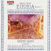 Music from Estonia Vol 2 / Neeme Jaervi, Scottish National