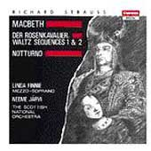 R Strauss: Macbeth, Rosenkavalier Waltz Sequences / Jaervi