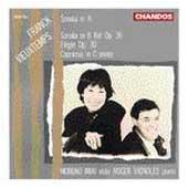 Franck, Vieuxtemps: Viola Sonatas, etc / Imai, Vignoles