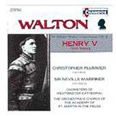 Walton - Music from the Olivier Films - Henry V / Plummer, Marriner, ASMF