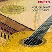 Guitar & Harpsichord / Norbert Kraft, Bonnie Silver