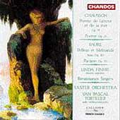 Chausson: Poeme de l'amour, etc; Faure/ Finnie, Tortelier