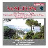 Walton: Cello Concerto, etc / Wallfisch, Thomson, London PO