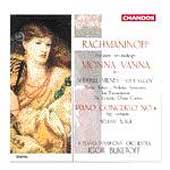 Rachmaninov: Monna Vanna, Piano Concerto no 4 / Buketoff