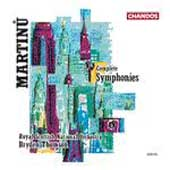 Martinu: Complete Symphonies / Thomson, Royal Scottish NO