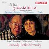 Gubaidulina: Symphony 'Stimmen...Verstummen'/ Rozhdestvensky