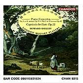 Mendelssohn: Piano Concertos 1 & 2, etc / Howard Shelley
