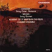 Svendsen: Octet;  Nielsen: Quintet / ASMF Chamber Ensemble