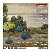 Alfven: Swedish Rhapsodies 1-3, etc / Sakari, Iceland SO