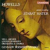 Howells: Stabat Mater / Rozhdestvensky, Archer, London SO