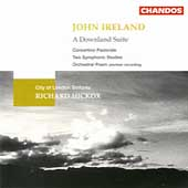 Ireland: A Downland Suite, etc / Hickox, City of London Sinf