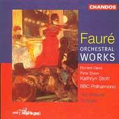 Faure:Orchestral Works / Tortelier, BBC Philharmonic