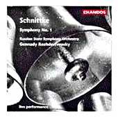 Schnittke: Symphony no 1 / Rozhdestvensky, Russian State SO