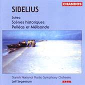 Sibelius: Suites / Segerstam, Danish NRSO