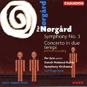 New Direction - Norgard: Symphony no 3, etc / Leif Segerstam