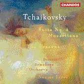 Tchaikovsky: Suite no 4, The Seasons / Jaervi, Detroit SO