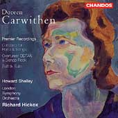 Carwithen: Concerto for Piano, etc / Shelley, Hickox, LSO