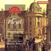Pleyel: Symphonies / Bamert, London Mozart Players