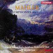 Mahler: Symphonies no 1 - 10 / Leif Segerstam, et al