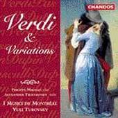 Verdi & Variations / Turovsky, Magnan, Trostiansky, et al