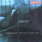 Frost: Bassoon Concerto, etc / Harrison, Birkeland, et al