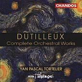 Dutilleux: Complete Orchestral Works / Tortelier, BBC