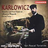 Karlowicz: Lithuanian Rhapsody, etc / Tortelier, BBC PO