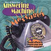 Answering Machine Messages