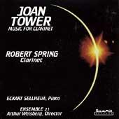 Tower: Music for Clarinet / Robert Spring, Ensemble 21
