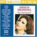 """30 Exitos: Amalia Mendoza """"La Tariacuri"""""""