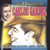 Las 15 Consagradas de Carlos Gardel