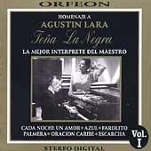 Homenaje a Agustin Lara: La Mejor Interprete del Maestro