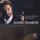 Tangos y Danzas - Piazzolla, Dyens, et al / A. Desiderio