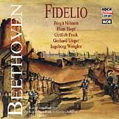 Beethoven: Fidelio / Kleiber, Nilsson, Hopf, Frick, et al