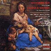 Leo: Salve Regina;  L. Mozart: Litanies / Hinreiner, et al