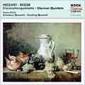Mozart, Reger: Clarinet Quintets / Franz Klein
