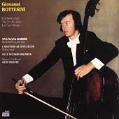 Bottesini: Double Bass Concertos / Harrer, Meditz