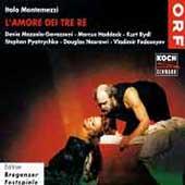 Montemezzi: L'amore dei tre re / Fedoseyev, Rydl, et al