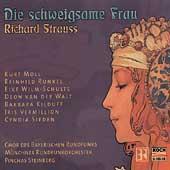 Strauss: Die Schweigsame Frau / Steinberg, Moll, Vermillion