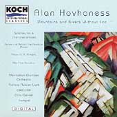 Hovhaness: Mountains And Rivers Without End / Clark, Gekker