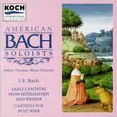 Bach: Cantatas Vol 4 / Thomas, American Bach Soloists