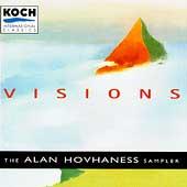 Visions - The Alan Hovhaness Sampler