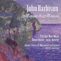 John Harbison: Mottetti di Montale