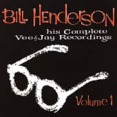 His Complete Vee-Jay Recordings Vol. 1