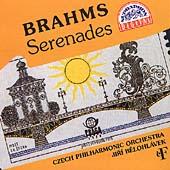 Brahms: Serenades / Belohlavek, Czech Philharmonic