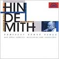 Hindemith: Trauermusik, etc / Ladislav Cerny, et al