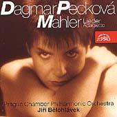 Dagmar Peckova - Mahler: Lieder, Adagietto / Belohlavek