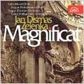 Zelenka: Magnificat, Pslam 129, etc / Kuehn, Prague CO, et al