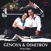 Genova & Dimitrov - Piano Duo